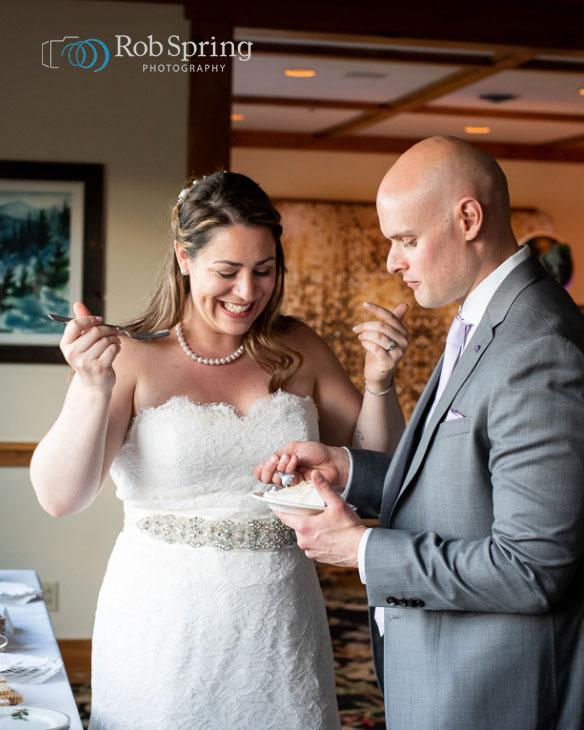 Cake, adk, wedding, buttercream, gum paste, reception, Lake Placid Club, slice the cake, NY, upstate, the fancy cake box