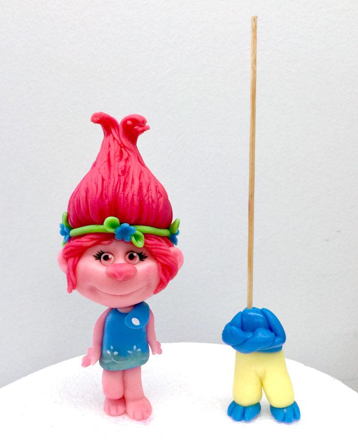 poppy, branch, sugar art, gum paste, figurine, cake topper, lake placid, NY, ADK, the fancy cake box