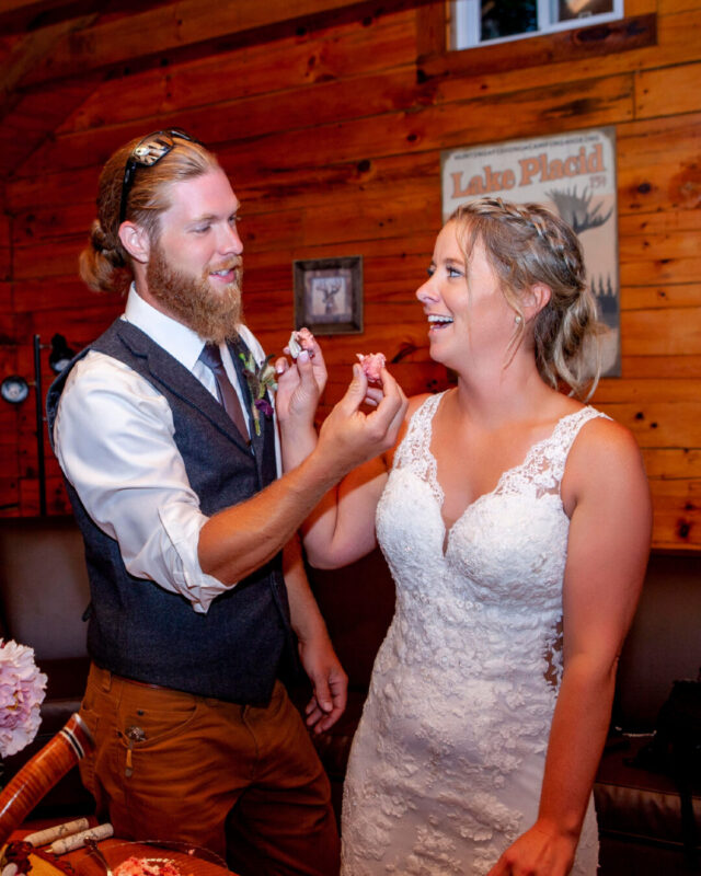 lake placd, NY, bespoke wedding cakes, beautiful wedding cake, elegant wedding cake, birch bark wedding cake, first bite, designer wedding cakes, elegant wedding, the fancy cake box
